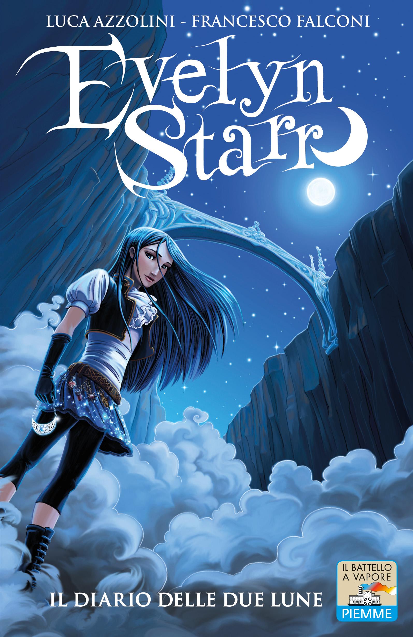 Evelyn Starr 1 il diario delle due lune