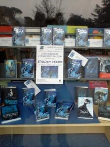 Locandine, libri, e Evelyn Starr!