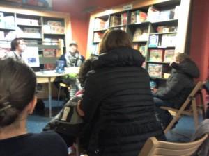 Presentazione di Evelyn Starr (a Vicenza)