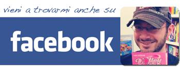 vieni a trovarmi anche su Facebook